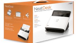 Review: NeatDesk for Mac Scanner/Software Combination