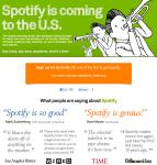 Spotify Invite Signup