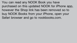 Nook Kobo Reader Kobo iPhone Apps iPad Apps eBooks Apple