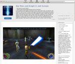 Star Wars JK2 Mac Sotre