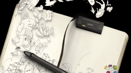 Wacom Inkling Digital Sketch Pen Is New Spin on Digital Analog Technology