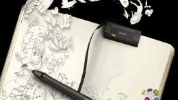 Wacom Inkling Digital Sketch Pen Is New Spin on Digital Analog Technology