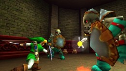 The Legend of Zelda: Ocarina of Time 3D Nintendo 3DS Game Review