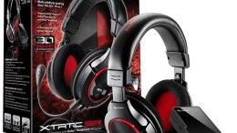 GearDiary Gaming Headset Review: Sharkoon X-Tatic SR Surround Sound Headphones