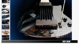 Music Diary Notes: The You Rock Guitar With iPad Support Looks and Sounds Great!
