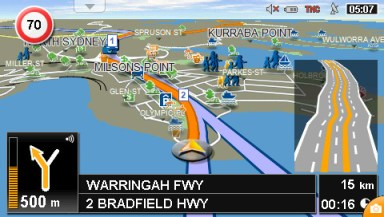GearDiary Satellite Navigation GPS Review: Navigon 40 Plus