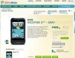 HTC Wildfire1