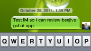 iOS App Review: BeejiveIM for GTalk