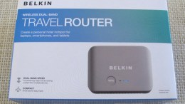 Quick Look: Belkin Travel Router