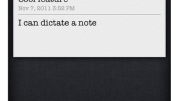 Siri and Evernote Sitting in a Tree...