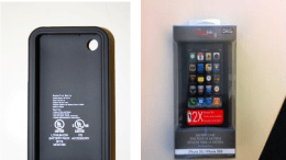 Mophie and Rocketfish (Best Buy) Issue External Battery Pack Recalls