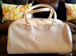 A Quick Peek at the Aligata Nude Beauty Medium Travel Bag