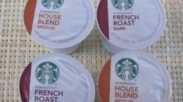 Starbucks + K-Cups = Coffee Nirvana