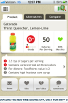 Fooducate for iOS Review