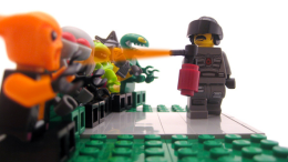 The Year in Review with LEGO!