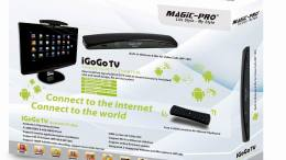 Pyramid Distribution Brings Us the iGoGo TV and Android-Based TV-Box