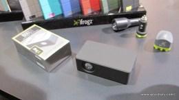 Speakers NFC iPhone Gear CES Audio Visual Gear