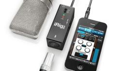 NAMM 2012: IK Multimedia Presents iRig PRE Universal Microphone Interface for iPhone/iPad