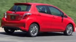 2012 Toyota Yaris Marks Forward Progress for Automaker