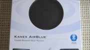 GearDiary Kanex AirBlue Portable Bluetooth Music Receiver Review