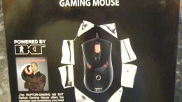 GearDiary Raptor M3 DKT Gaming Mouse Offers High Precision at a Great Price