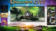 Get Your Geek On with the Unicorn City Trailer!
