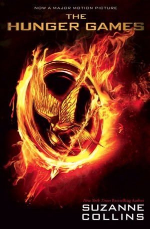 hunger games movie tie in book