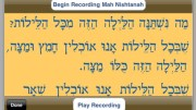 iOS Apps for Passover