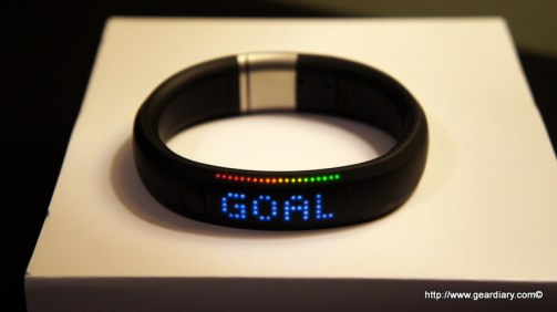 Fuelband - Goal 2