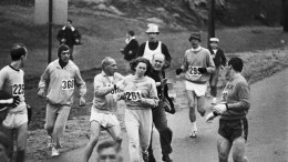 The Amazing Story of the First Woman to Officially Run the Boston Marathon