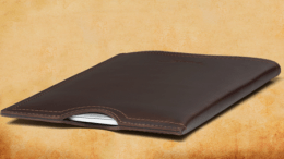 GearDiary Saddleback Leather MacBook Air Sleeve review
