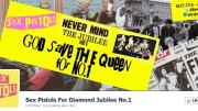Sex Pistols 35th Anniversary 'God Save the Queen' Lands on the Queen's Diamond Jubilee!