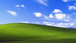 "Windows XP's ""Bliss"" Background: A Blissful Happenstance"