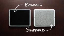 BOWDEN + SHEFFIELD Minimalist iPad Cases; Kickstart This