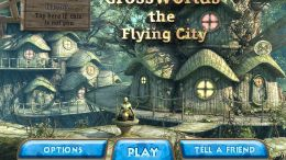 Crossworlds the Flying City for iPad Review