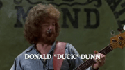 RIP Legendary Bassist Donald 'Duck' Dunn