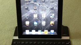 The Logitech Ultrathin Keyboard Cover for iPad 2 and the New iPad Review