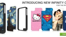 Go Custom with Skinit's Infinity Case for iPhone 4