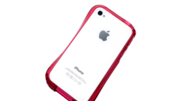 DRACOdesign CLEAVE CRYSTAL Bumper for iPhone 4/4S review