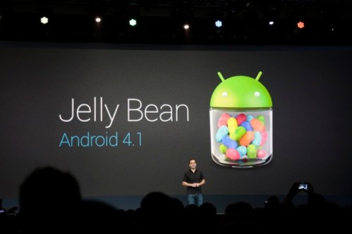 Android Jelly Bean Keynote