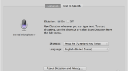 With Mountain Lion, Global Voice Recognition Comes to OS X and It Is Awesome