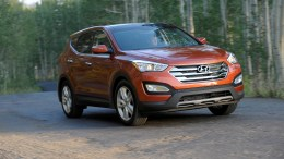 Hyundai Takes Us up the Mountain to Discover the New Santa Fe!