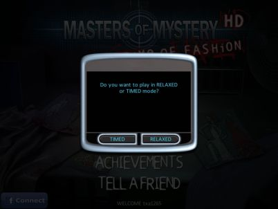 Masters of Mystery Crime of Fashion HD 2