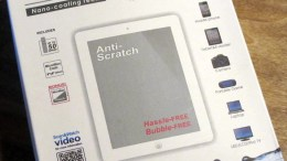 Liquid-Armor Invisible Nano-Coating Tech Screen Protector for Tablets and eReaders Review