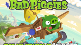 Bad Piggies for iPhone Review