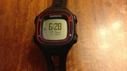 Garmin ForeRunner 10 GPS Watch Hands-On Review