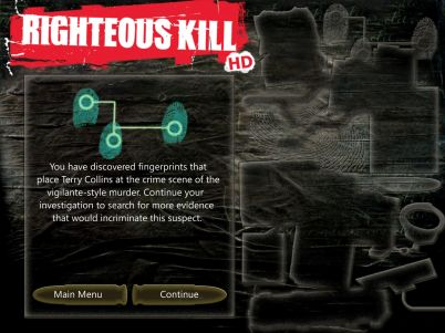 Righteous Kill HD 3
