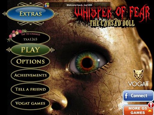 Whisper of Fear The Cursed Doll HD for iPad Review  Whisper of Fear The Cursed Doll HD for iPad Review  Whisper of Fear The Cursed Doll HD for iPad Review