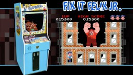 Wreck-It Ralph Promo Videos Cover Video Game History