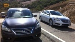 First Drive of all-new 2013 Nissan Sentra